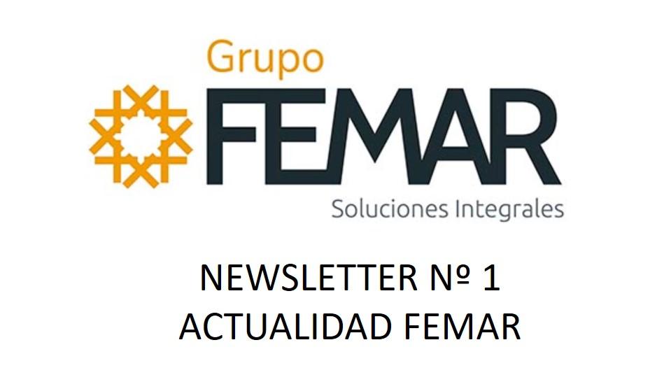 Newsletter FEMAR