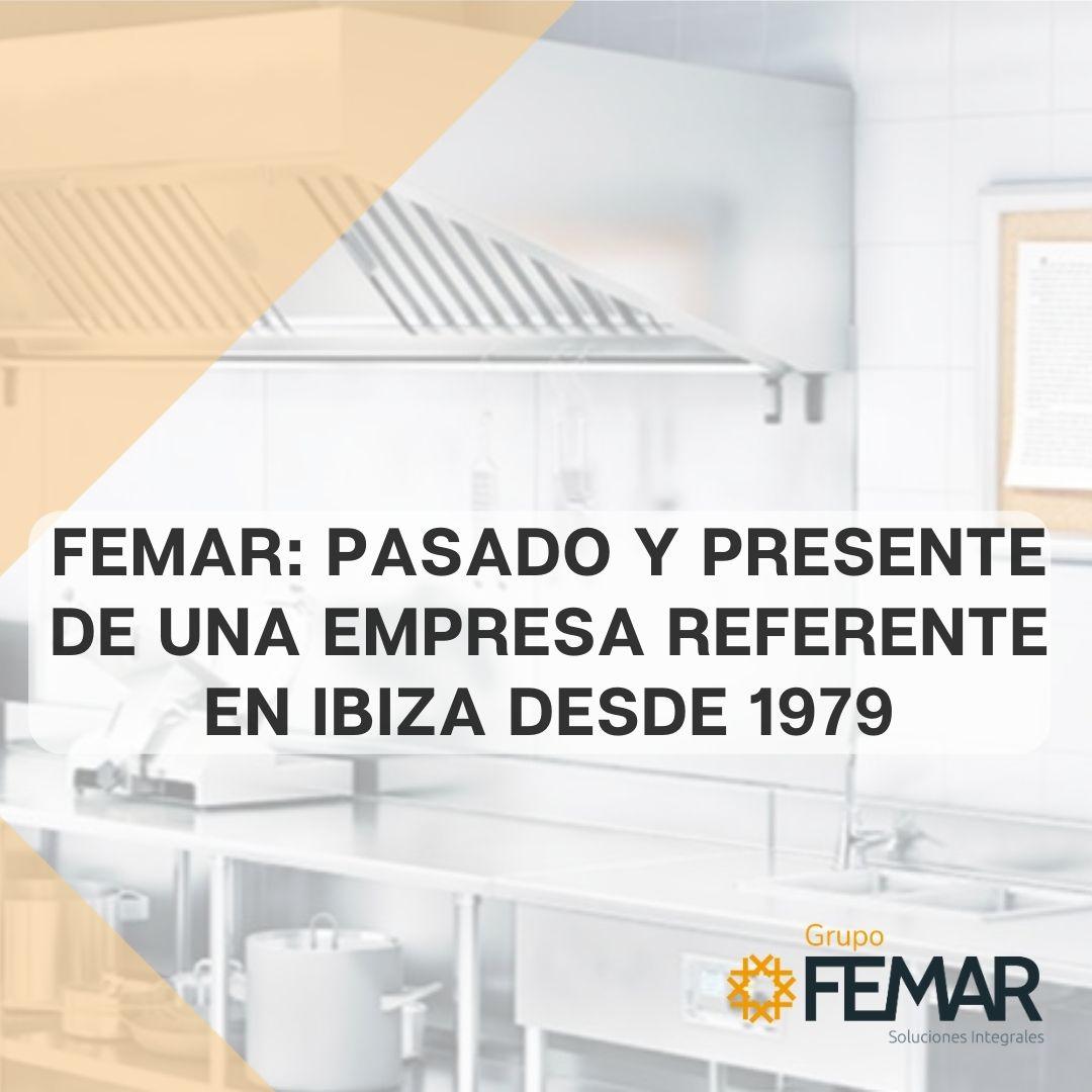 Pasado y presente de FEMAR