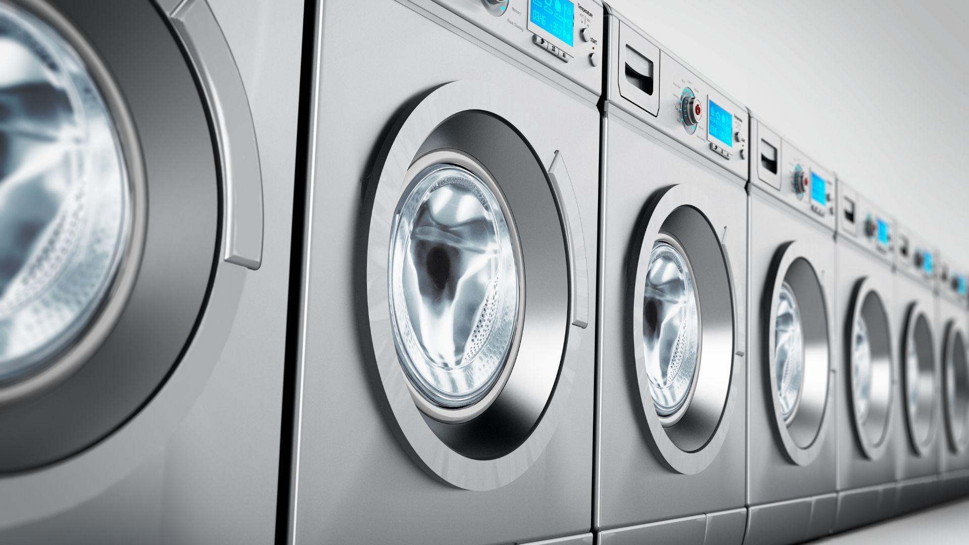 equipamiento lavandería industrial Ibiza